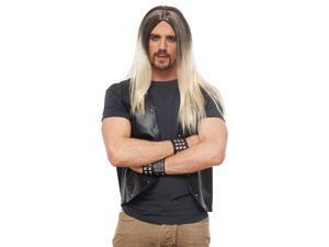 Blonde Black Hombre Wig