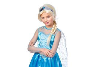 Crystal Ice Princess Wig