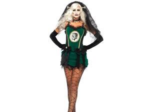 Deluxe Bride Of Frankenstein Womens Costume