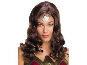 Womans Wonder Woman Dawn Of Justice Wig