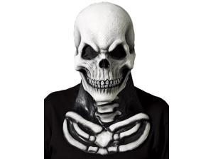 Skull With Chest Vinyl Mask