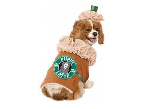 Puppy Latte Coffe Costume