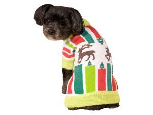 Dog Christmas Reindeer Sweater