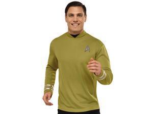 Deluxe Star Trek Captain Kirk Costume