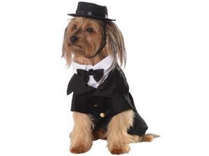 Dapper Dog Tuxedo Costume