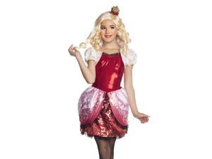 Kids Ever After High Apple White Costume - Medium