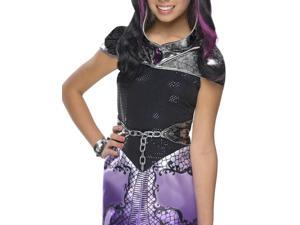 Kids Ever After High Raven Queen Costume - Large