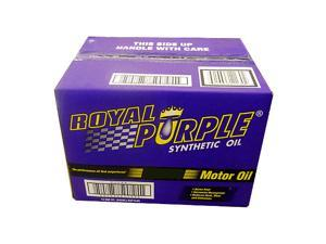 Royal Purple 01250 SAE Multi-Grade Synthetic Motor Oil 20W50 Case of 12 Quarts