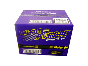 Royal Purple 01051 XPR Race Racing Synthetic Motor Oil 20W50 Case of 12 Quarts