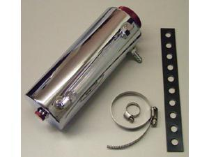 Speed 6570 Chrome Aluminum Radiator Overflow Tank