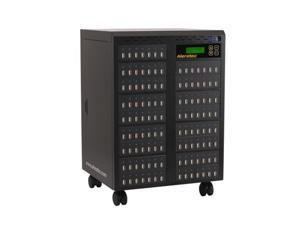 Aleratec Black 1 to 118 1:118 USB Copy Tower SA USB Flash Drive Duplicator Model 330118