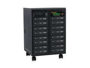 Aleratec 1:15 Blu-ray DVD CD Tower Duplicator SA