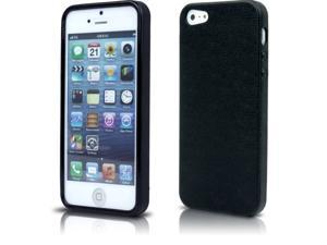 Aleratec Textured Soft TPU Skin Fit Case for iPhone 5