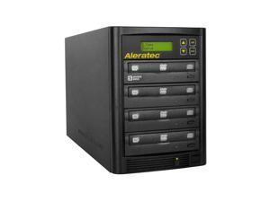 Aleratec 1:3 DVD CD Copy Tower Stand-Alone Duplicator