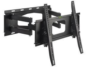 Prosumer's Choice Articulating TV Wall Mount Full Motion Tilt LED LCD HDTV UHD VESA Max 600 x 400mm