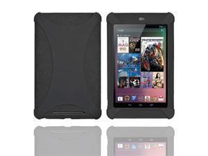 Amzer AMZ94381 Silicone Gel hard back Case Cover for Google Nexus 7 Genuine