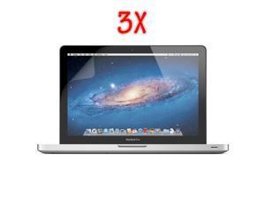 Brand New MacBook Pro® 13 Inches A1278 Anti Glare/Matte Screen film Protectors - 3pcs