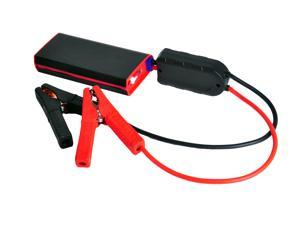 Cellevo Jump Starter for Emergent Starting up to 3.0L Gasoline Car with 12000mAh Portable Battery Charger & 3W LED Torch