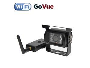 Commercial Grade WiFi Backup Camera System