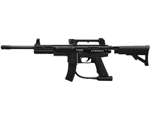 Spyder Stormer .50 Caliber Paintball Marker Gun - Black