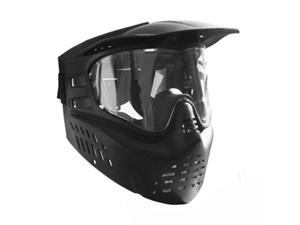 GXG Paintball XVSN Goggle Mask - Black