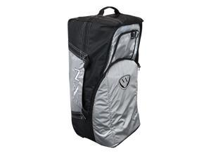 Tippmann NXE Paintball Executive Roller Gear Bag - Black/Silver