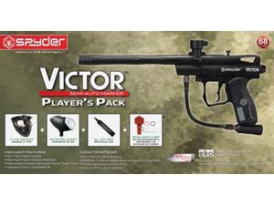 Spyder Victor Player's Pack - Black