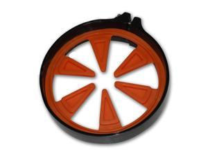 GXG Paintball Universal Lightning Feed - Orange