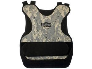 GXG Paintball Front & Back Chest Protector - ACU
