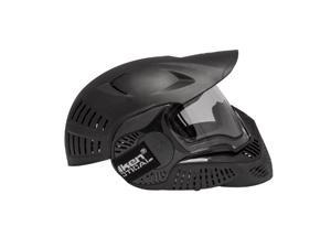 Valken Annex MI-7 Thermal Paintball Full Head Shield Mask Goggles - Black