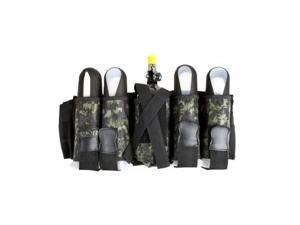 GXG Paintball 4+1 Vertical Pack Harness - Digi Camo