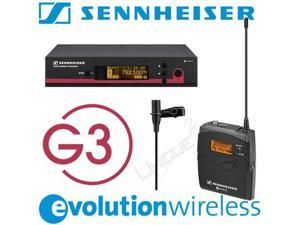 Sennheiser EW112 G3 EW112G3 Lapel Wireless Mic (B Band)