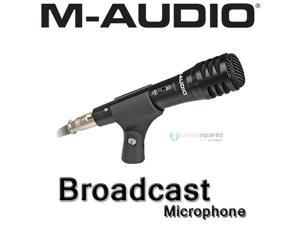 M-Audio Broadcast Dynamic Handheld Vocal Microphone