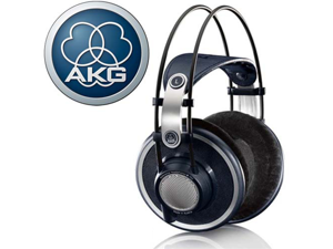 AKG K 702 - Open Back Reference Headphones