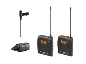 Sennheiser EW100 ENG G3 Camera Wireless Mic Kit (G-Band)
