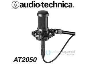 AudioTechnica AT2050 Condenser Mic & Shock
