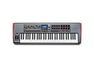 Novation Impulse 61-Key USB MIDI Controller Keyboard