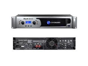 Crown XLS 1500 XLS1500 Stereo Amplifier IN STOCK NEW