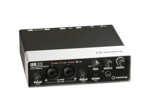 Steinberg UR22 2x2 USB 2.0 Audio Recording Interface with Cubase AI Software
