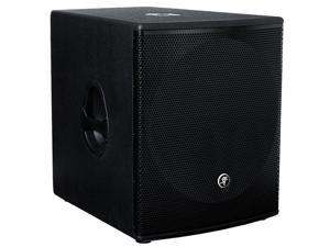 """Mackie SRM1801 Powered 18"""" Thump Subwoofer 1000W Powered Subwoofer"""