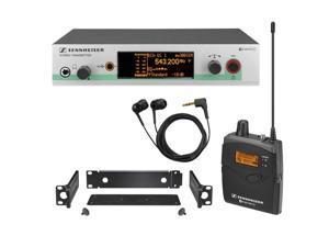 Sennheiser EW 300 IEM G3 In Ear Monitor A-Band