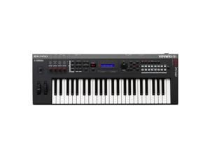Yamaha MX49 49-Key Keyboard Production Station Synthesizer USB MIDI Controller