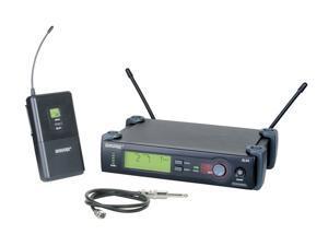 Shure SLX14 Wireless Instrument Guitar System (H5 Channel)