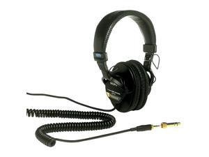 Sony Professional Closed Circumaural Headphones - MDR-7506 Black