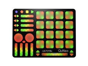 Keith McMillen Instruments QuNeo 3D Multi-touch Programmable MIDI Pad Controller