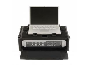 SKB 1SKB19-RSF2U Studio Flyer 2U Portable Studio Laptop & Rack Case with Wheels
