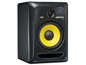 KRK RP8-G3 Rokit 8 Generation 3 Powered Studio Monitor, Black, Single Speaker