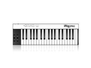 IK Multimedia iRig Keys Pro MIDI 37-key Keyboard Midi iOS Controller