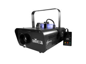 Chauvet HURRICANE H1301 Pro Smoke Fog Machine Fogger w/ FC-T Wired Remote
