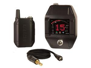Shure GLXD16 Guitar Bodypack Wireless System